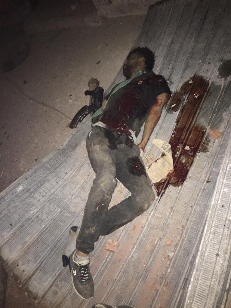 مقتل المتهمين باستهداف ضابط شرطة فى الشرقية  (3)