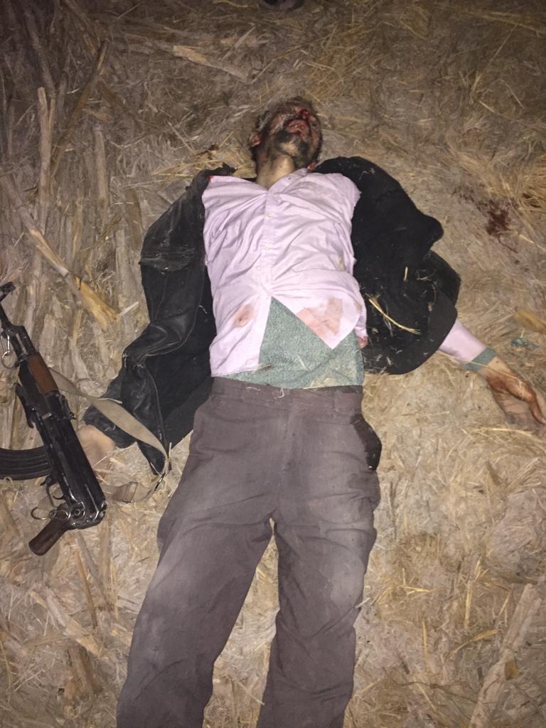 مقتل المتهمين باستهداف ضابط شرطة فى الشرقية  (1)