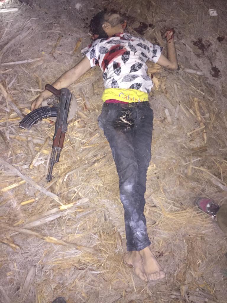 مقتل المتهمين باستهداف ضابط شرطة فى الشرقية  (6)