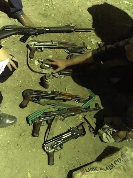 مقتل المتهمين باستهداف ضابط شرطة فى الشرقية  (7)