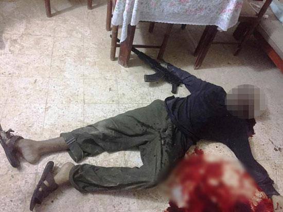 الداخلية تثأر للشهداء وتعلن مقتل 14 إرهابيا (3)