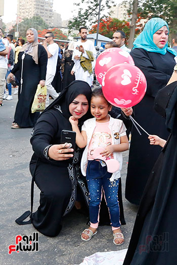صلاة العيد مصطفى محمود (30)
