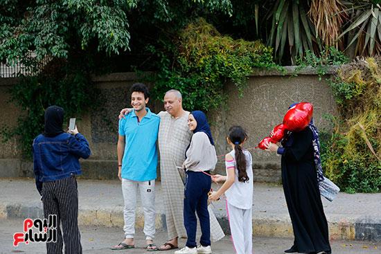 صلاة العيد مصطفى محمود (22)