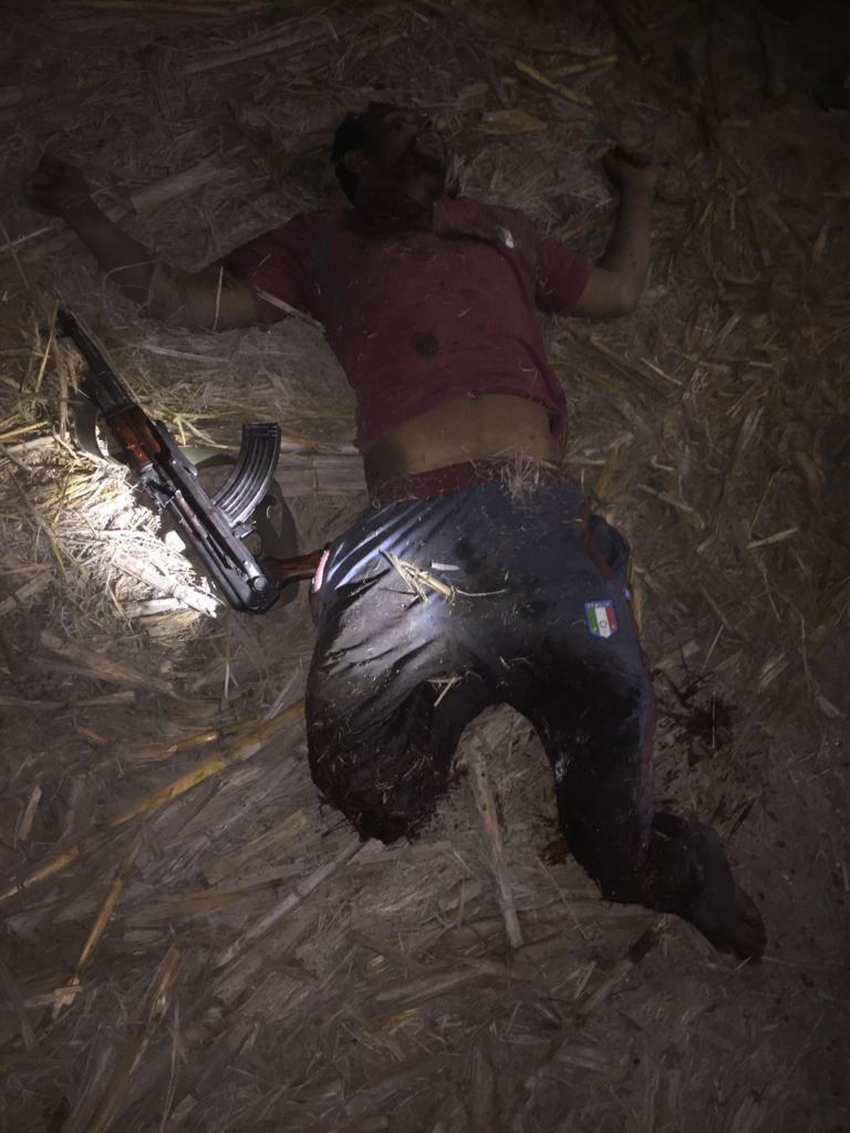 مقتل المتهمين باستهداف ضابط شرطة فى الشرقية  (4)