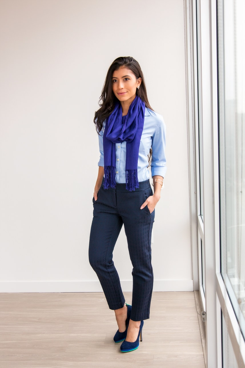 Business-Casual-for-Women-Clothing-Guide