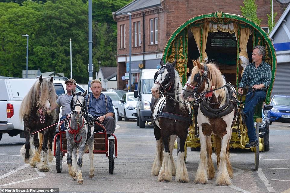 أكبر معرض للخيول فى بريطانيا (5)