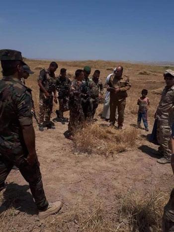 القوات-العراقية-تكتشف-لغز-حريق-المحاصيل-الزراعية