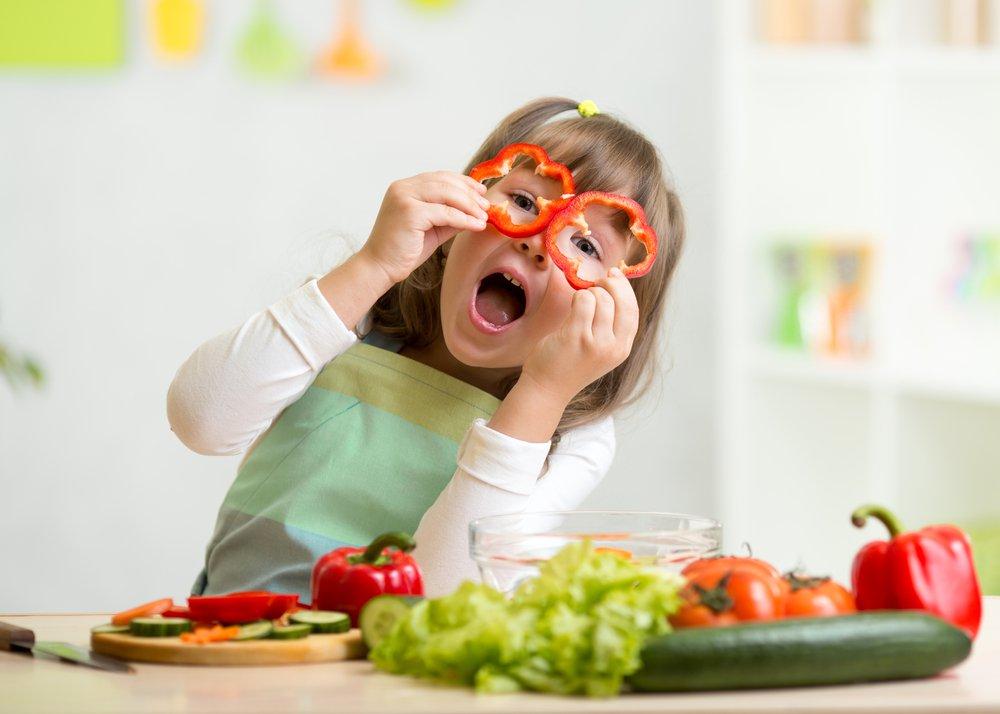 أطعمة للاطفال