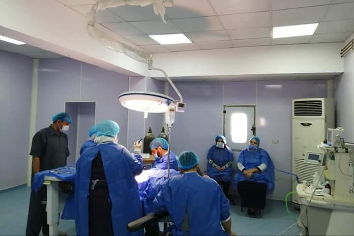 التبرع بأجهزة طبية للمستشفيات الحكومية (5)