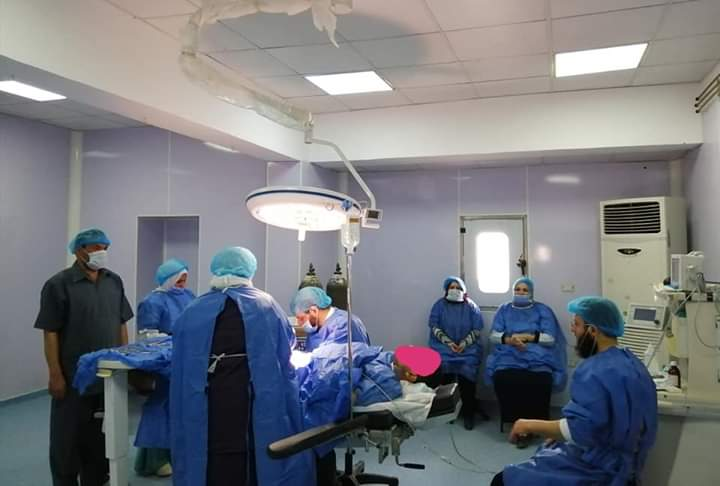 التبرع بأجهزة طبية للمستشفيات الحكومية (4)