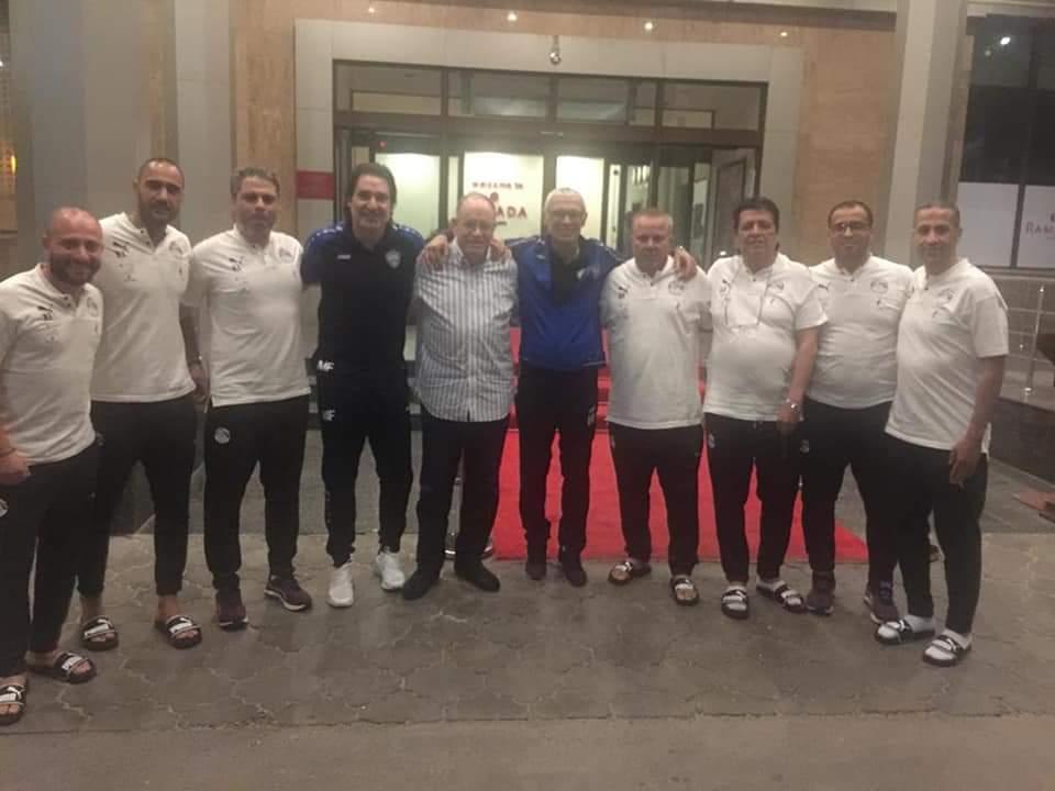 هيكتور كوبر يزور مران المنتخب الأوليمبي (3)