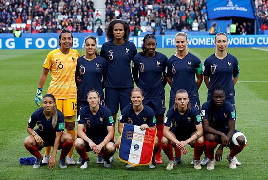 منتخب فرنسا للسيدات