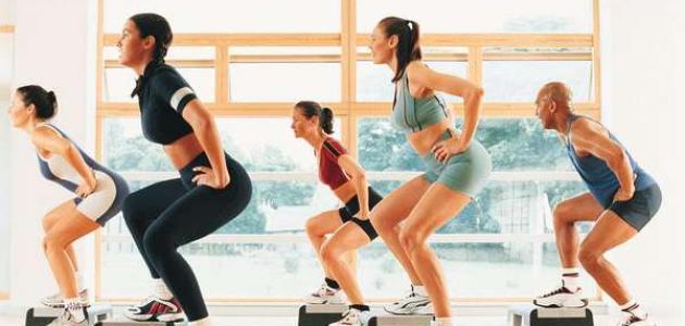 التمارين الرياضية فى سن المراهقة
