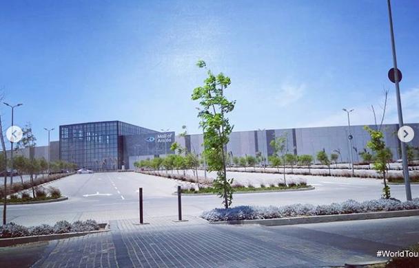 استعدادات مول العرب لاستضافة بطولة cib