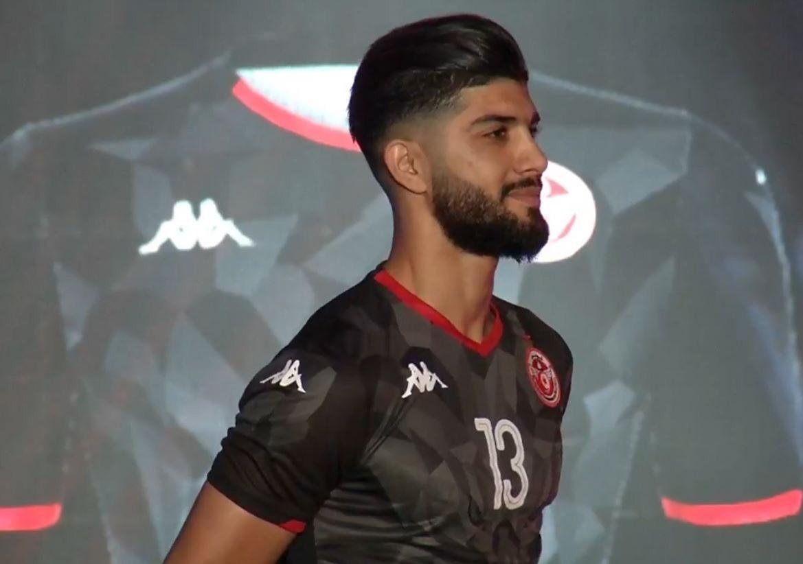 قميص منتخب تونس