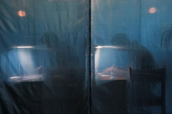 ماراثون الانتخابات الرئاسية فى كازاخستان