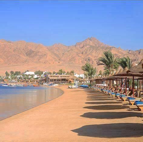 شاطئ دهب المصرية يحتل المركز الأول كأفضل شواطئ الشرق الأوسط (5)