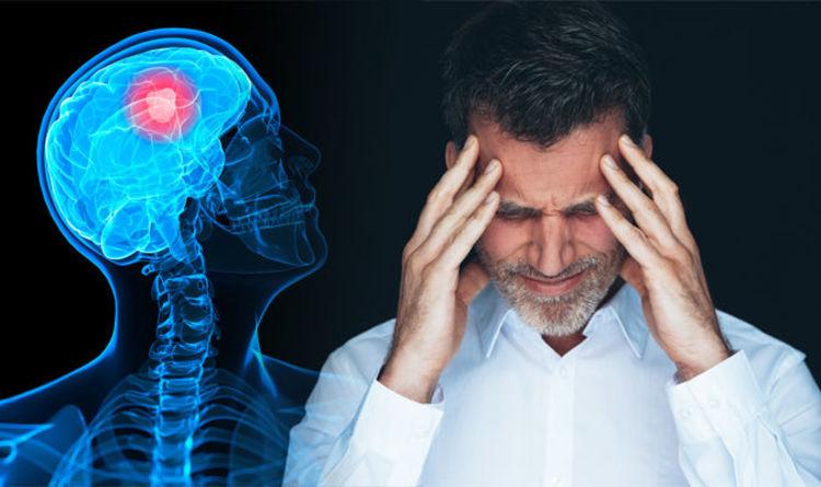 ما اعراض سرطان المخ