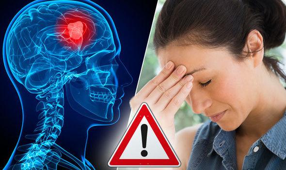 اعراض سرطان المخ 2