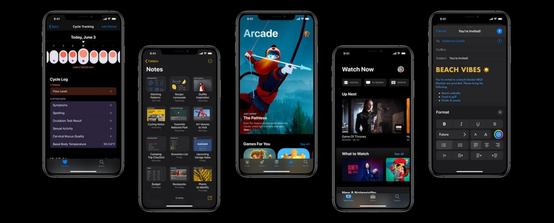 apple-wwdc-2019-ios-dark-mode