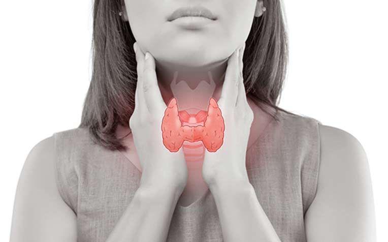 اعراض سرطان الغدة الدرقية 3