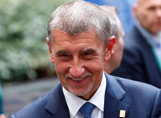 رئيس-الوزراء-التشيكى