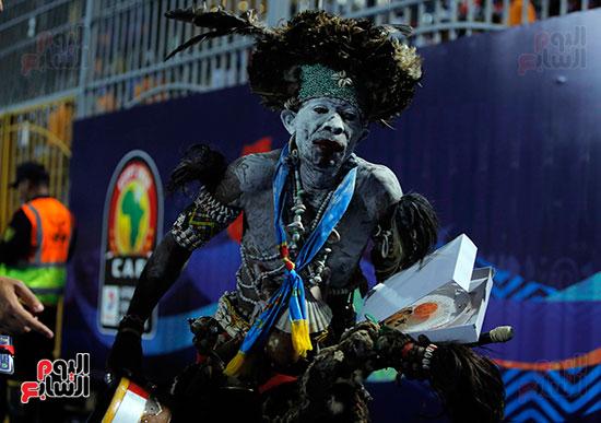 الشوط الثانى الكونغو وزيمبابوى (1)