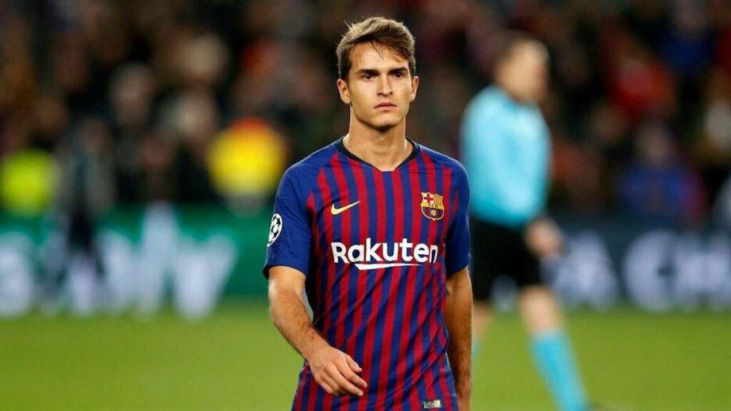 دينيس سواريز لاعب برشلونة