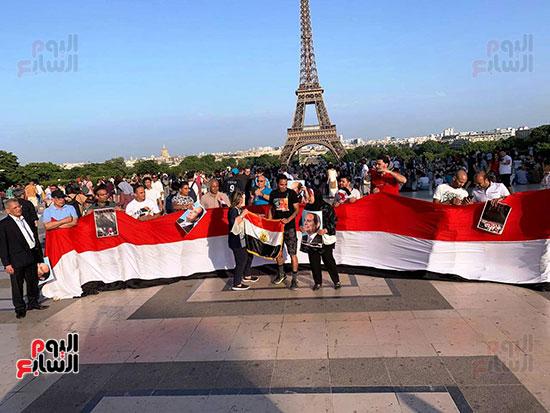 الجاليه المصريه بفرنسا (3)