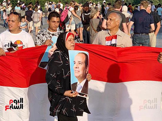 الجاليه المصريه بفرنسا (2)