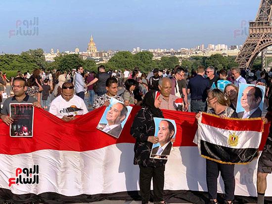 الجاليه المصريه بفرنسا (1)