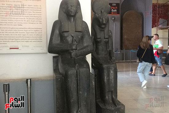 مقتنيات المتحف المصرى بالتحرير (4)