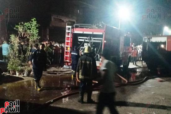 حريق دير الانبا بولا (13)