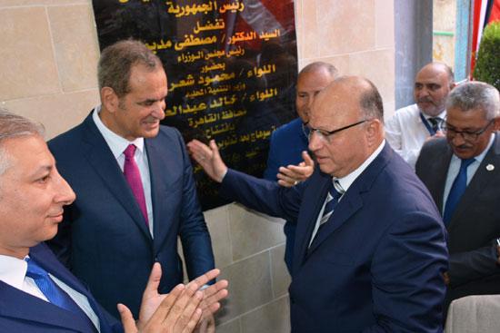 سوق سوهاج الحضارى بمصر الجديدة المخصص للباعة الجائلين (4)
