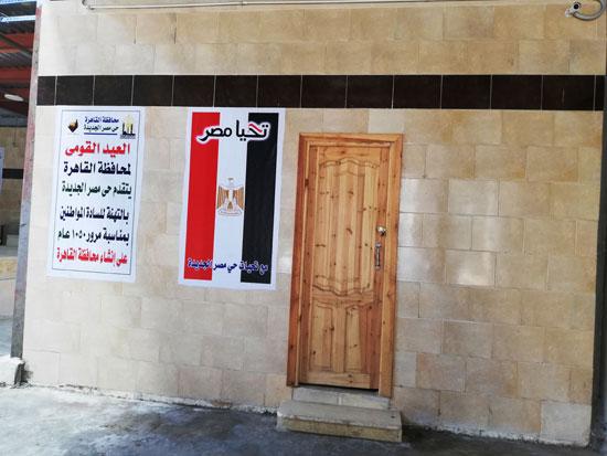 سوق سوهاج الحضارى بمصر الجديدة المخصص للباعة الجائلين (12)