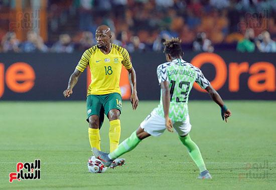 مباراة نيجريا وجنوب افريقيا (1)