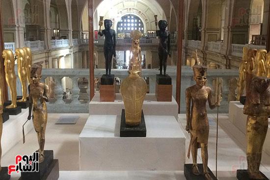 مقتنيات المتحف المصرى بالتحرير (40)
