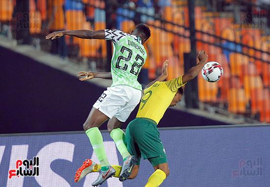 مباراة نيجريا وجنوب افريقيا (13)