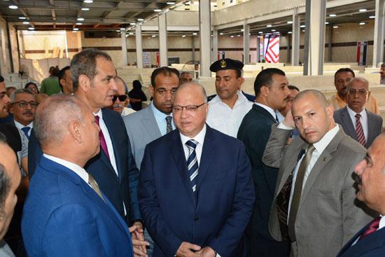 سوق سوهاج الحضارى بمصر الجديدة المخصص للباعة الجائلين (6)