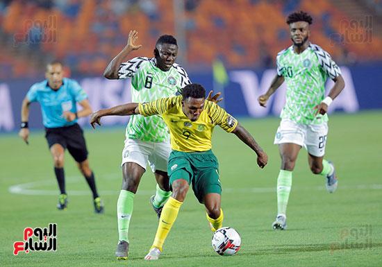 مباراة نيجريا وجنوب افريقيا (2)