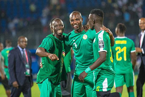مباراة السنغال وبنين (8)