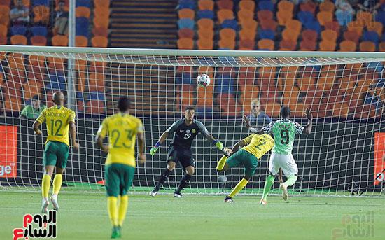 مباراة نيجريا وجنوب افريقيا (12)