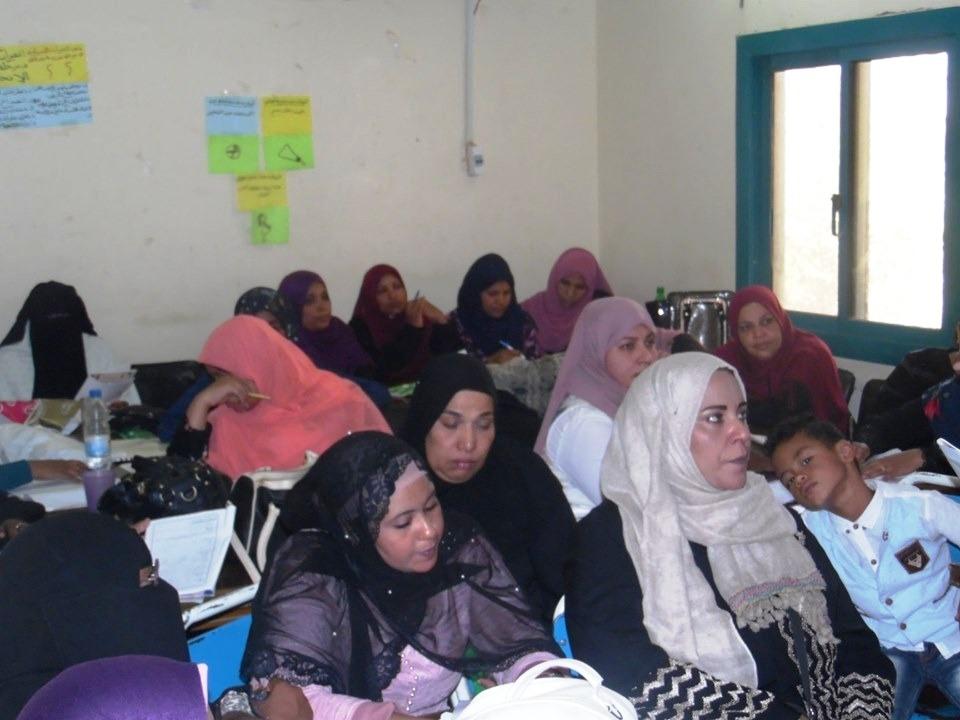 صحة أسوان تنظم دورات تدريبية لرعاية صحة الأم والطفل (2)