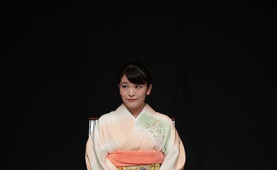 الاميرة اليابانية ماكو أكبر أحفاد امبراطور اليابان