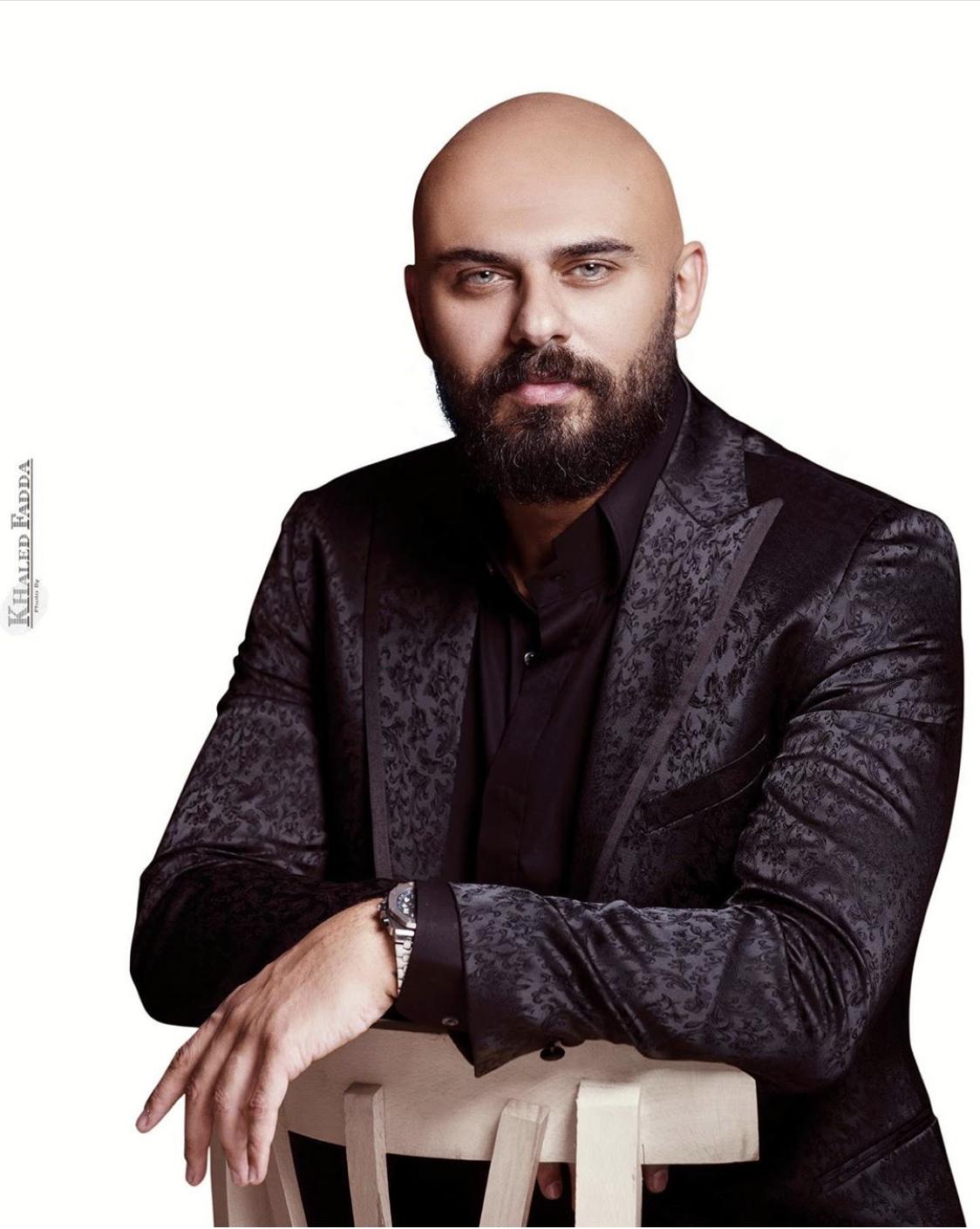 الفنان احمد صلاح حسنى (4)