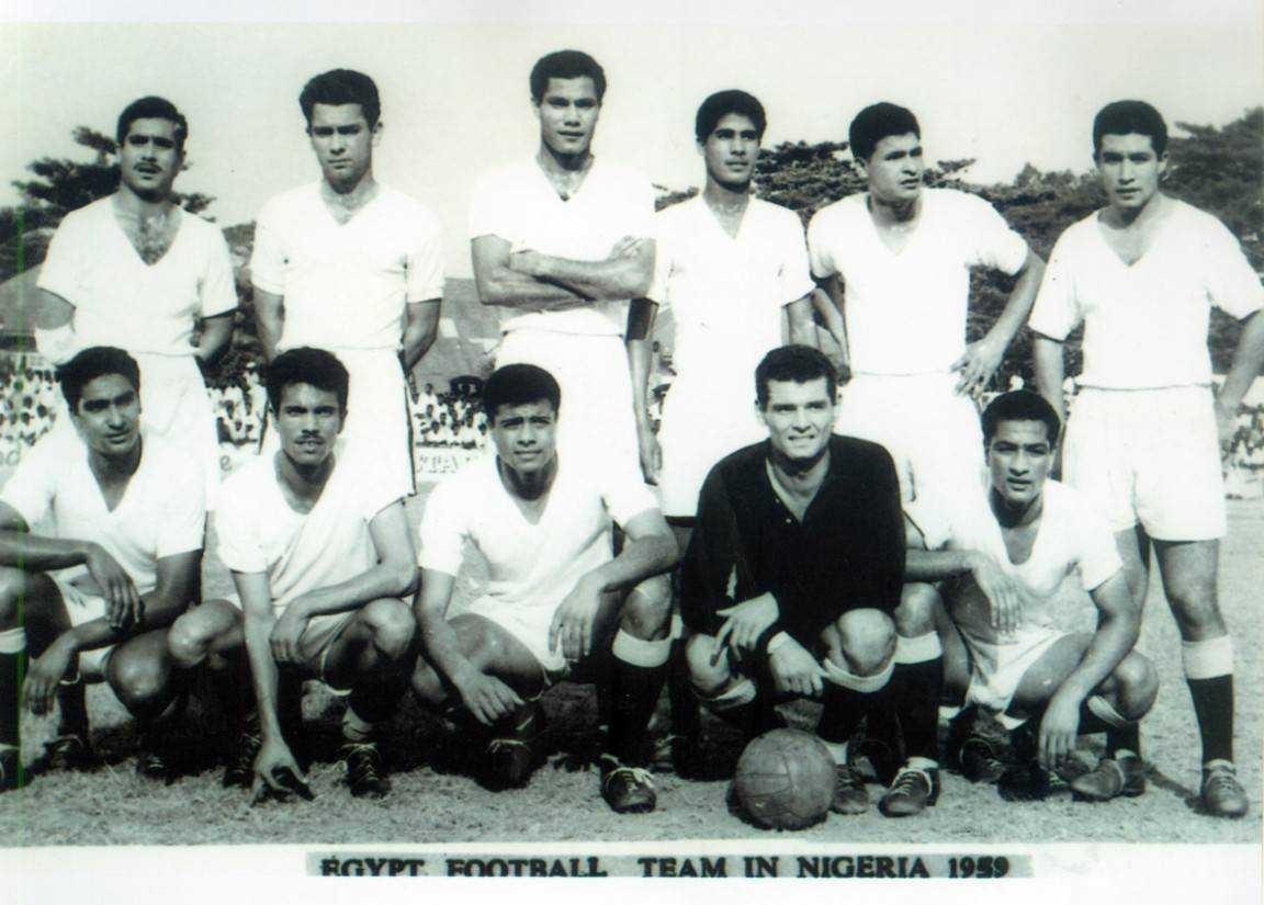 منتخب مصر بطل أمم أفريقيا 1959