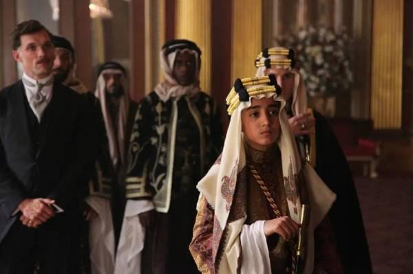 فيلم ولد ملكا