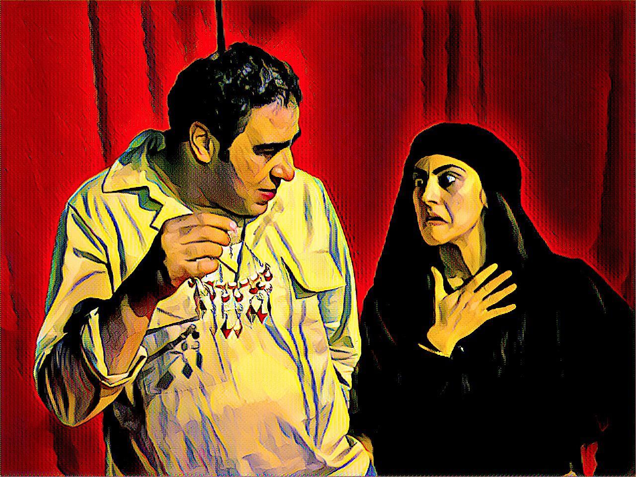 العرض المسرحى سيما مصر (3)