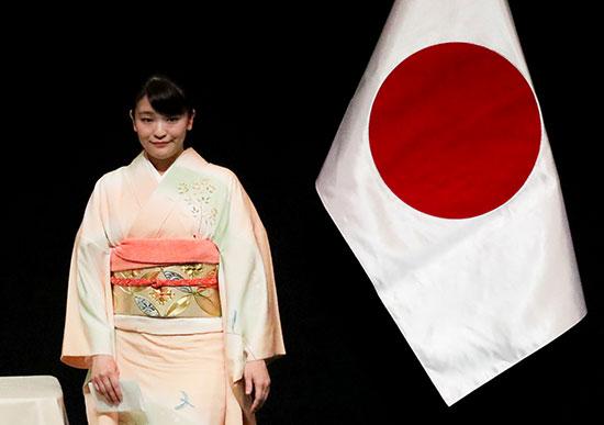 الاميرة اليابانية ماكو