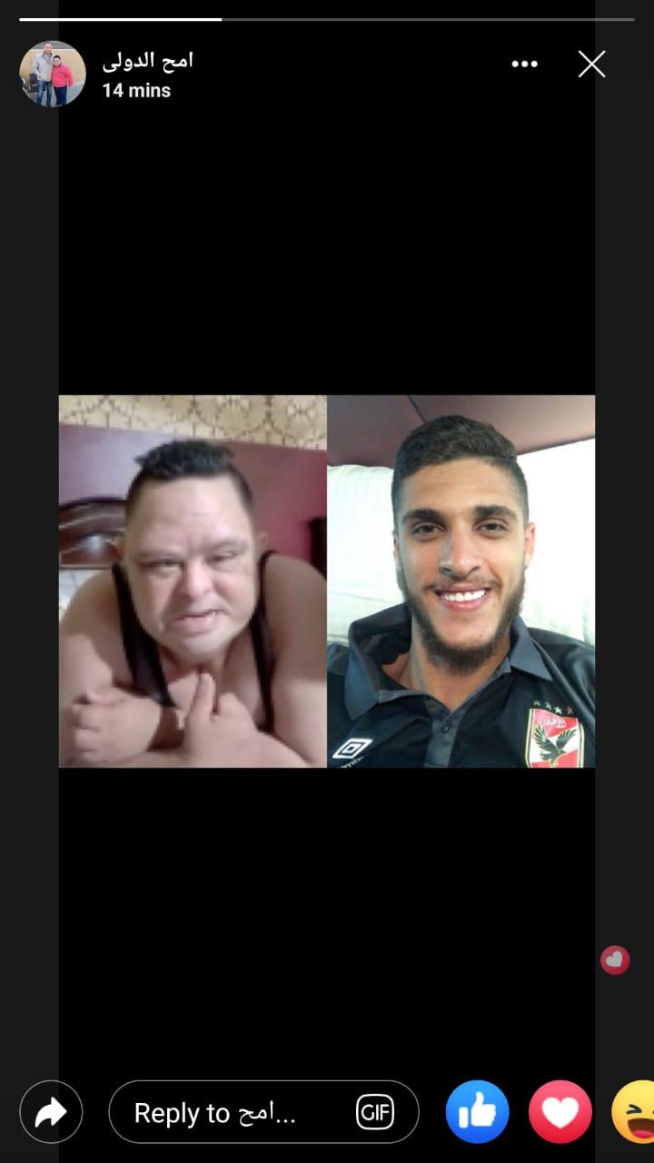 أحمد الشيخ و امح
